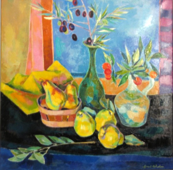 Coings Arboussiers Et Olives