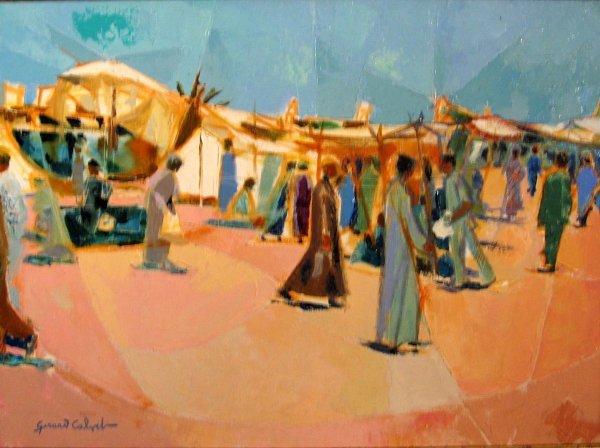 Marchs Marocain